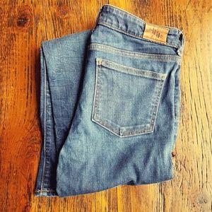 EUC Anthropology: Holding Horses jeans